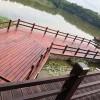 印尼菠萝格防腐木 实木木板