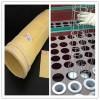 捷东环保;氟美斯混纺耐高温除尘滤袋,涤纶针刺毡,滤袋耐高温;厂家生产,支持检测