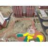 张家界小区塑胶地面养护提高地胶使用年限