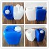 供应5升塑料方桶-5公斤肥料桶-5l香精桶-5l化工桶厂家