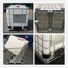 批发全新PE吨桶-IBC桶-1000升集装桶吨包-1吨塑料罐水箱