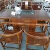 红木茶台 二手办公家具
