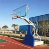 标准室外篮球架浩旗体育学校专用箱体篮球架生产厂家