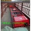 金尊机械带振动棒的摊铺机混凝土路面三辊轴整平机水泥地面滚筒摊平机