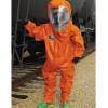雷克兰气密型A级防化服ICP640内置呼吸背囊防护服