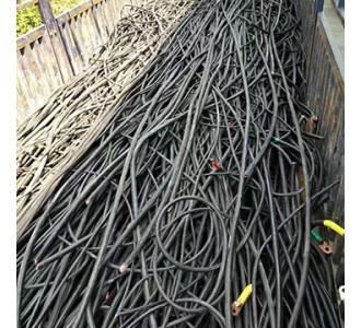 二手电缆电线回收上门拆除