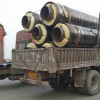 预制直埋蒸汽保温管 热力传输保温钢管