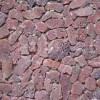 红色火山石