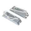 RXLG梯形铝壳电阻质量保障刹车电阻