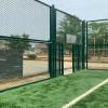 浙江组装式围网 框架式围网 球场围网制作安装