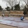 垫道钢板租赁 工程垫道钢板租赁中心包配送